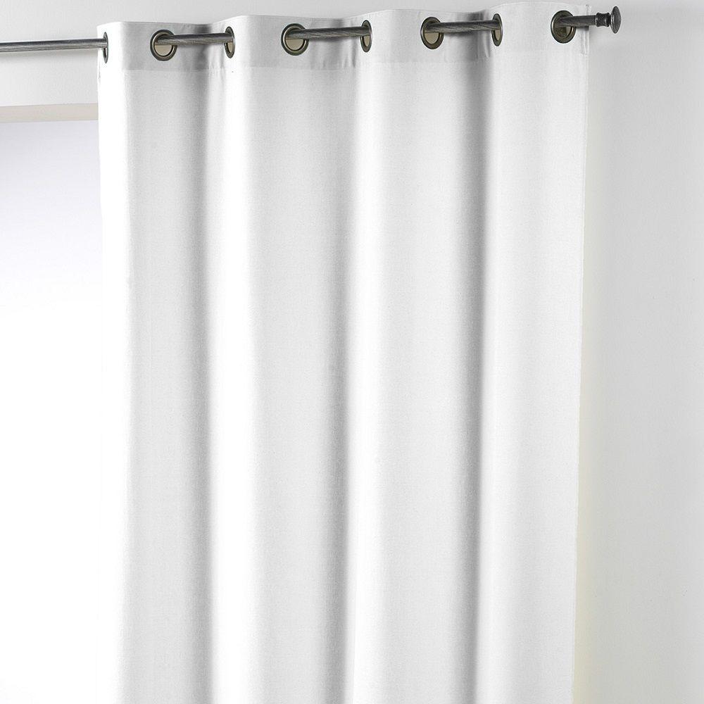 Essentiel-Plain-Single-Curtain-Panel-with-Plastic-Eyelets thumbnail 11