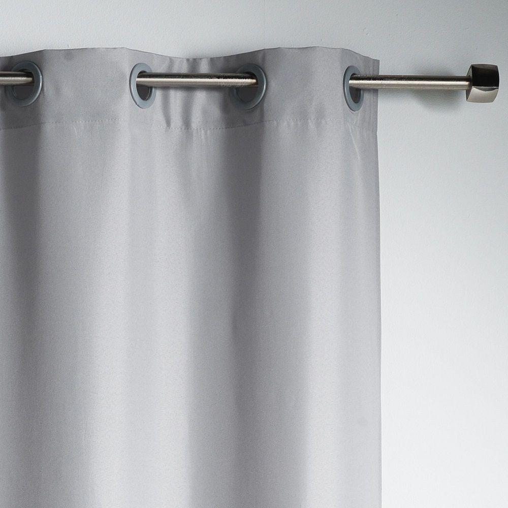 Essentiel-Plain-Single-Curtain-Panel-with-Plastic-Eyelets thumbnail 14