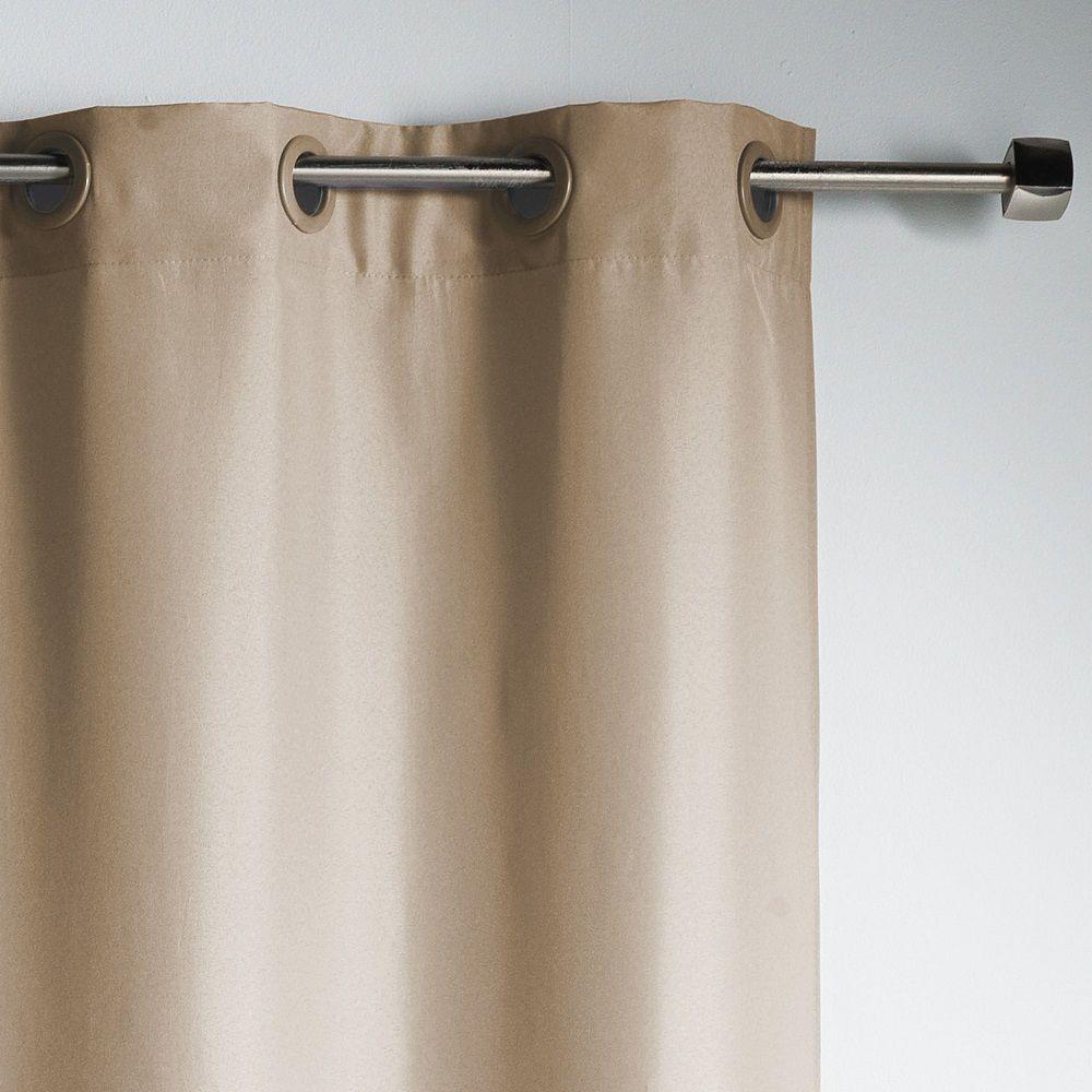 Essentiel-Plain-Single-Curtain-Panel-with-Plastic-Eyelets thumbnail 28