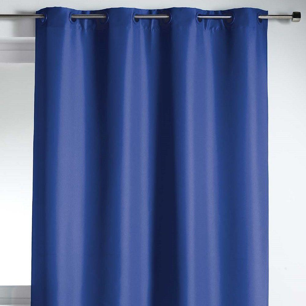 Essentiel-Plain-Single-Curtain-Panel-with-Plastic-Eyelets thumbnail 32
