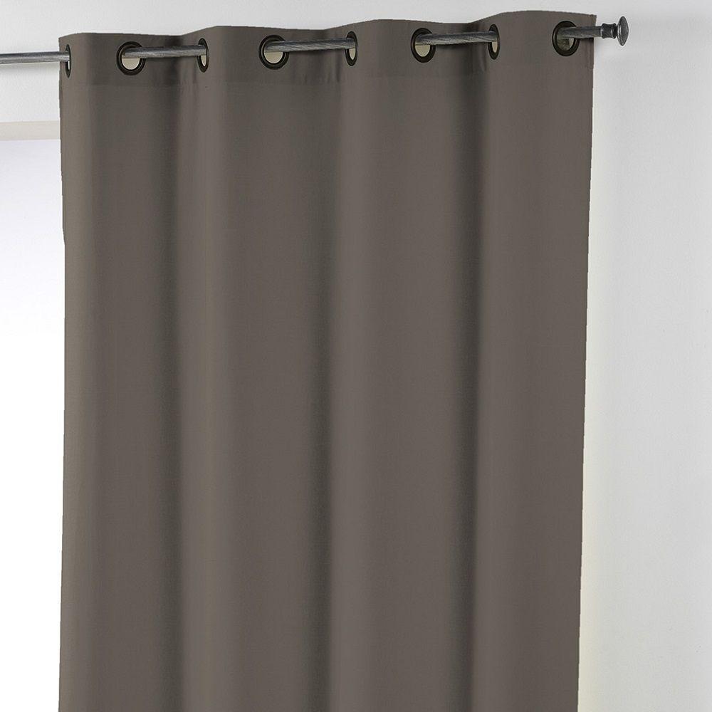 Essentiel-Plain-Single-Curtain-Panel-with-Plastic-Eyelets thumbnail 38