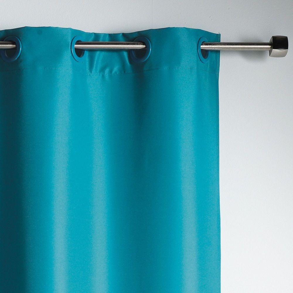 Essentiel-Plain-Single-Curtain-Panel-with-Plastic-Eyelets thumbnail 42