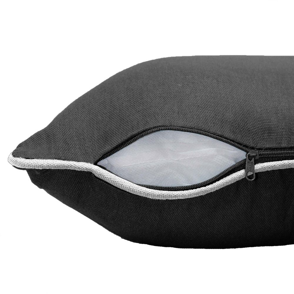 Plain-100-Cotton-Panama-Cushion-Cover-2-sizes-Assorted-Colours thumbnail 26