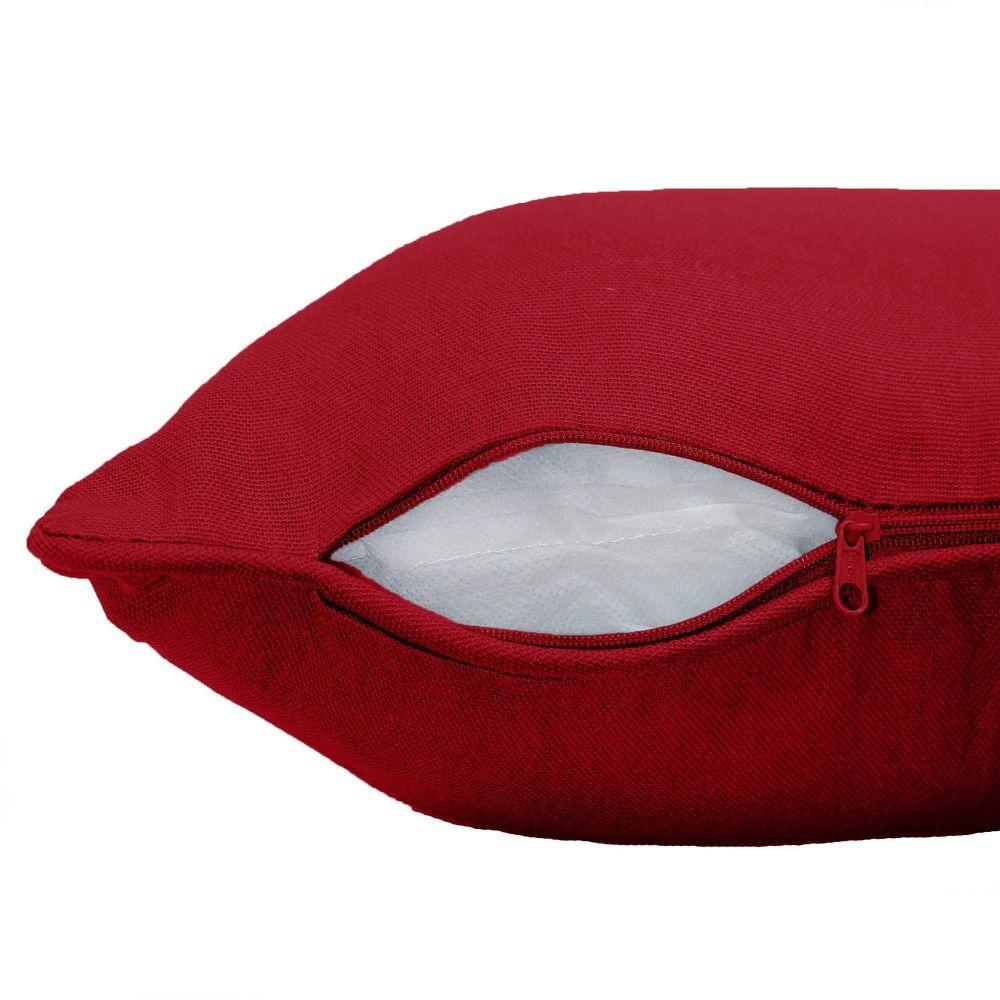 Plain-100-Cotton-Panama-Cushion-Cover-2-sizes-Assorted-Colours thumbnail 51