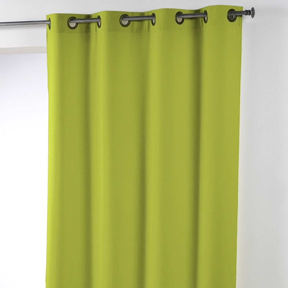 Essentiel-Plain-Single-Curtain-Panel-with-Metal-Eyelets-Long-280cm-Drop thumbnail 13