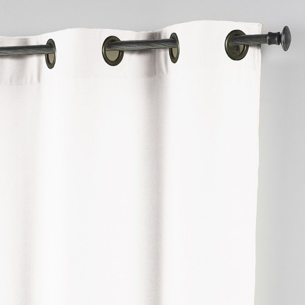 Essentiel-Plain-Single-Curtain-Panel-with-Metal-Eyelets-Long-280cm-Drop thumbnail 23