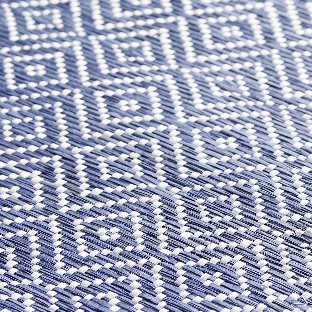 Woven-Basketweave-Fibre-Paper-Table-Placemat-Round-or-Rectangular thumbnail 11