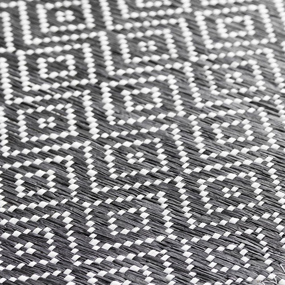 Woven-Basketweave-Fibre-Paper-Table-Placemat-Round-or-Rectangular thumbnail 14