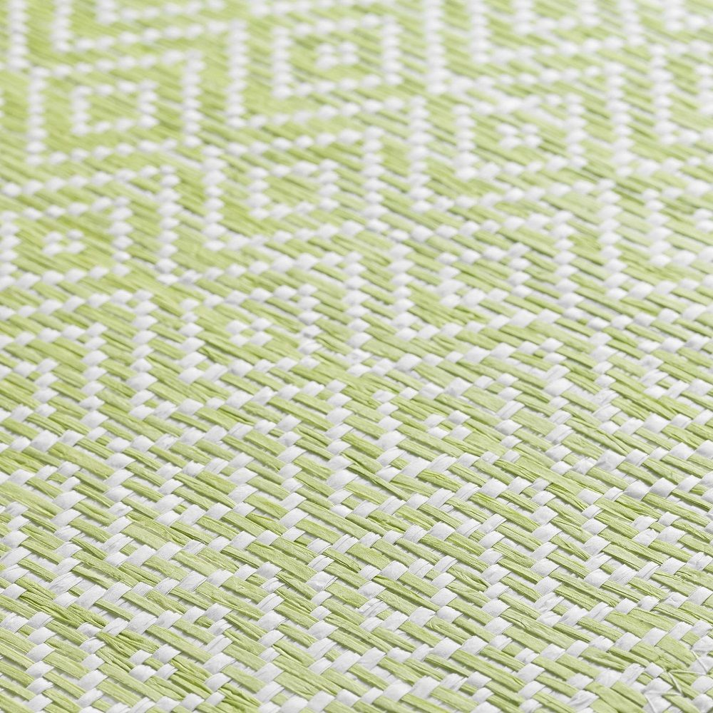 Woven-Basketweave-Fibre-Paper-Table-Placemat-Round-or-Rectangular thumbnail 20