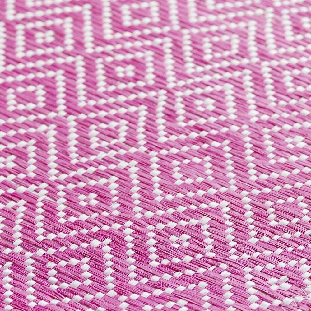 Woven-Basketweave-Fibre-Paper-Table-Placemat-Round-or-Rectangular thumbnail 26