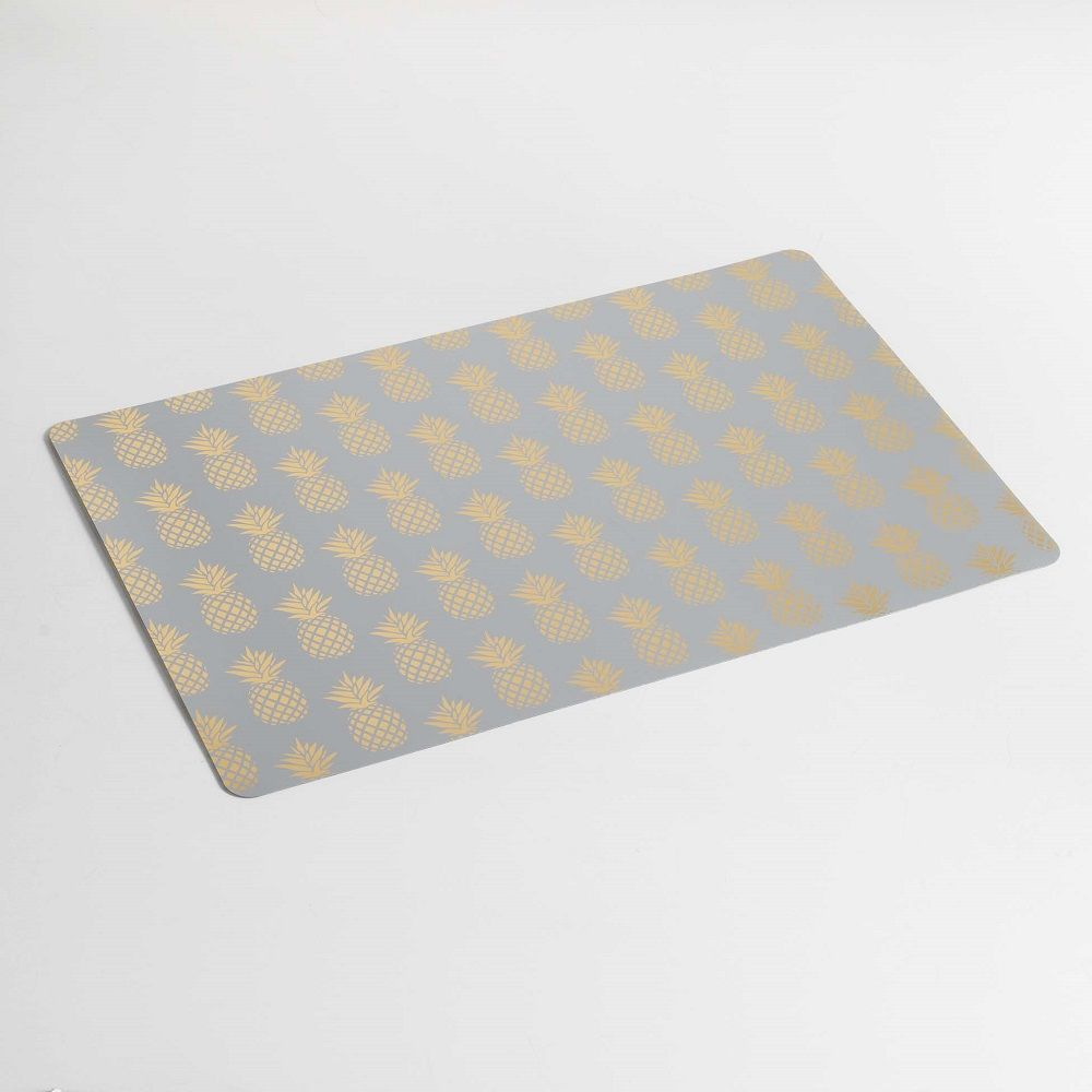 PVC-Dining-Table-Protector-Placemat-Round-or-Rectangular thumbnail 35