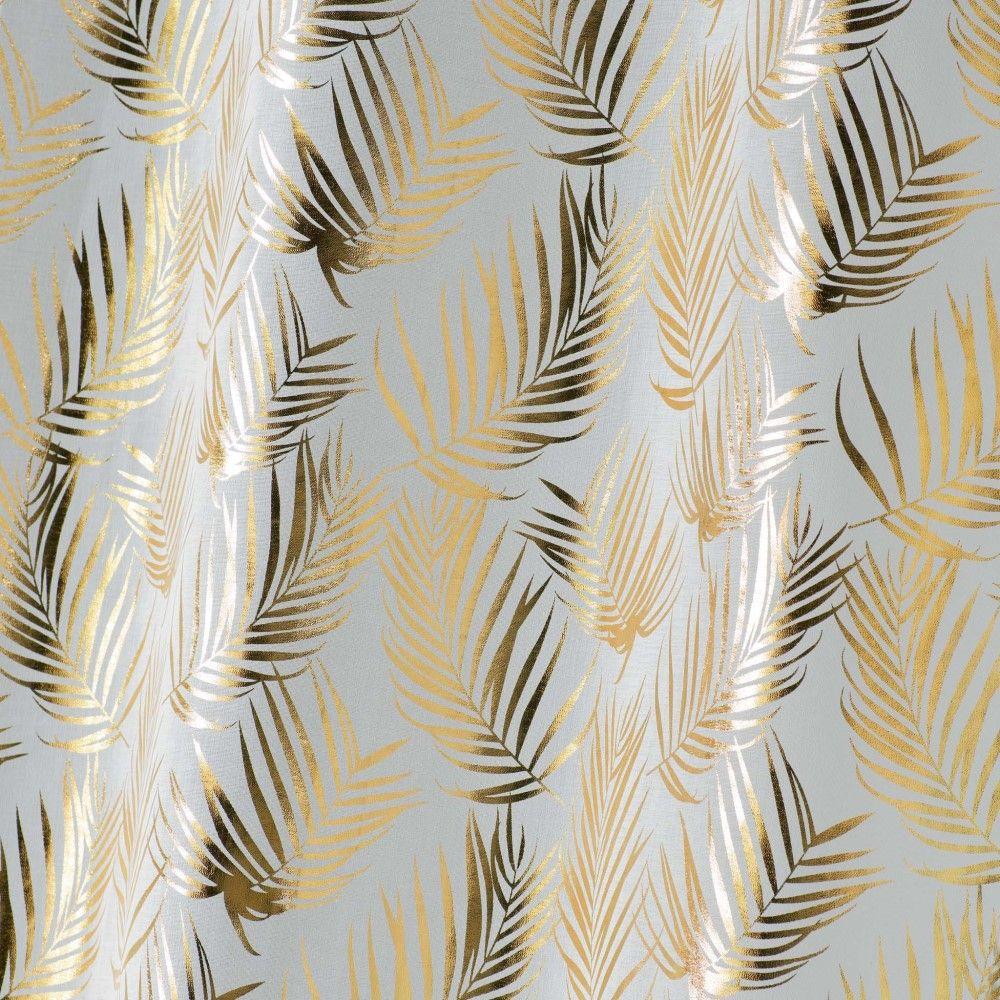 PVC Table Nappe Pippa Silver Floral Feuille gaufrée gris effet métallique Essuyer Capable