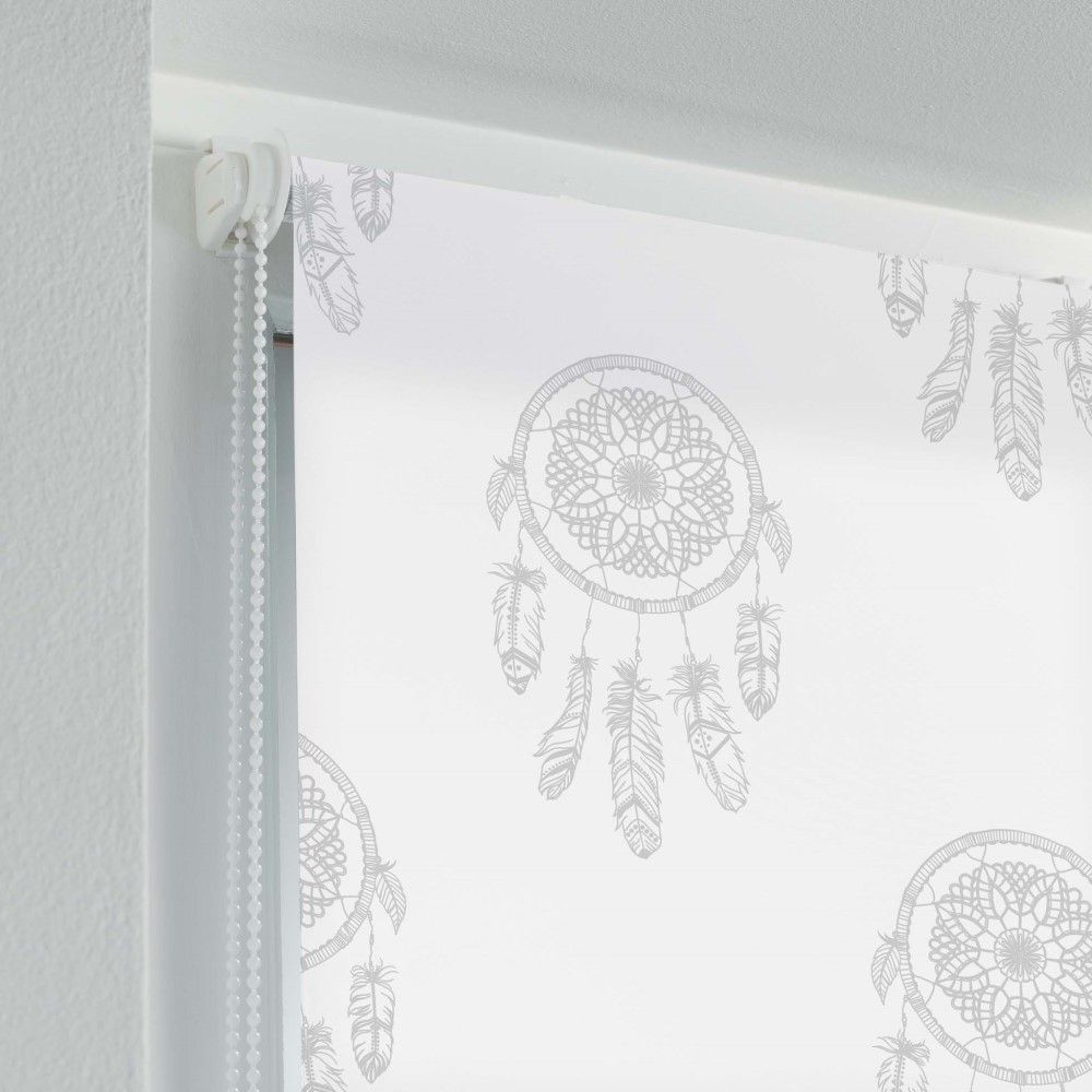 Patterned-Daylight-Ready-Made-Window-Roller-Blinds-45-60cm-Width-Various-Colours thumbnail 85