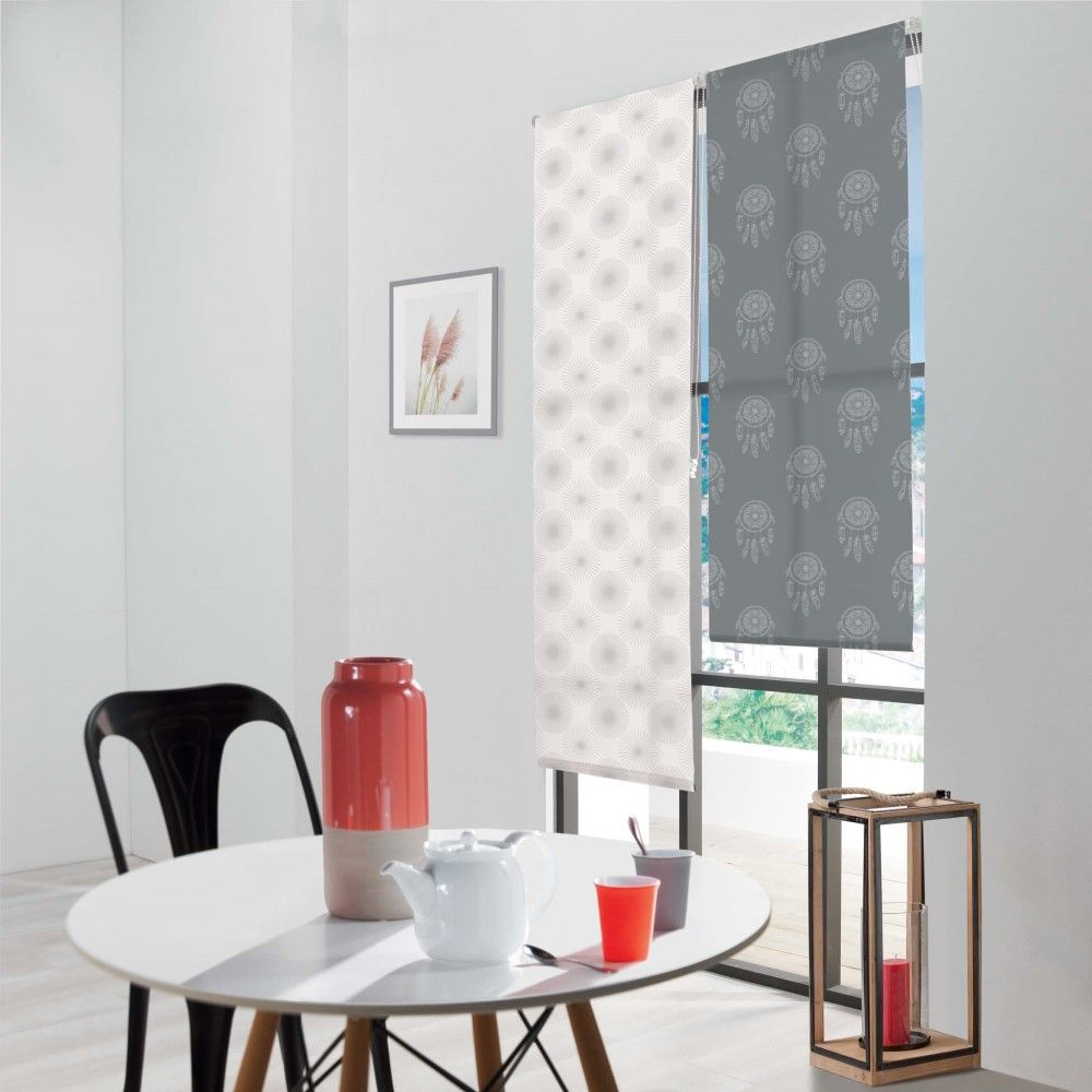 Patterned-Daylight-Ready-Made-Window-Roller-Blinds-45-60cm-Width-Various-Colours thumbnail 91