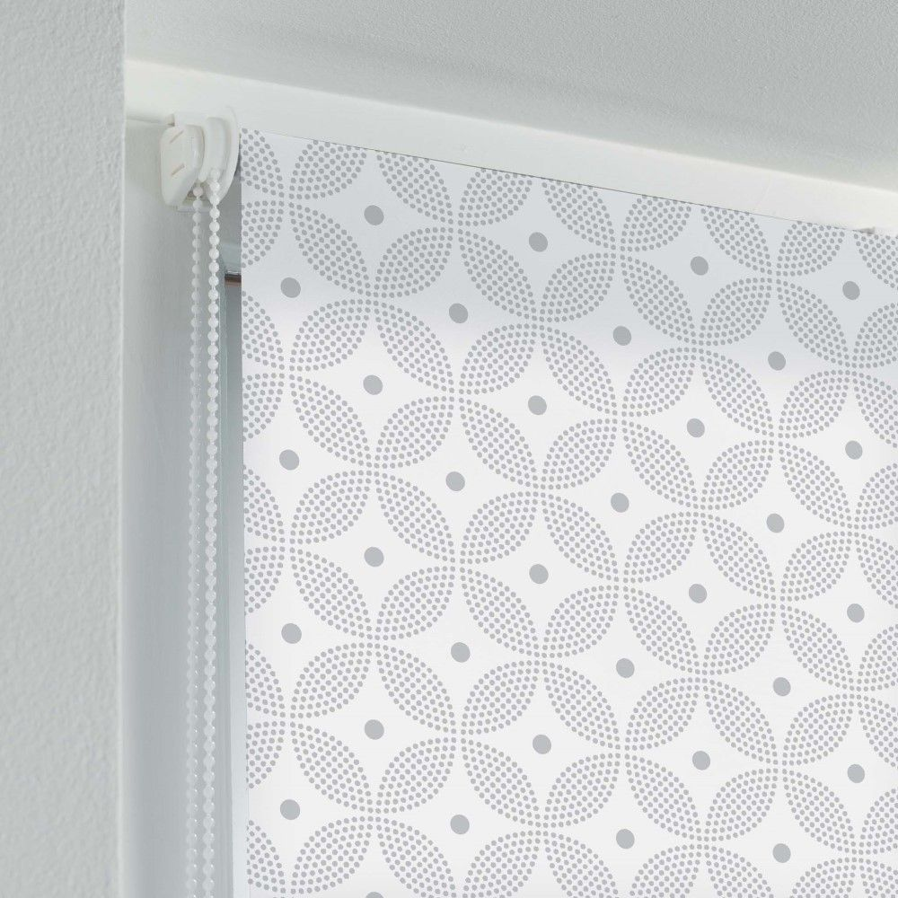 Patterned-Daylight-Ready-Made-Window-Roller-Blinds-45-60cm-Width-Various-Colours thumbnail 41