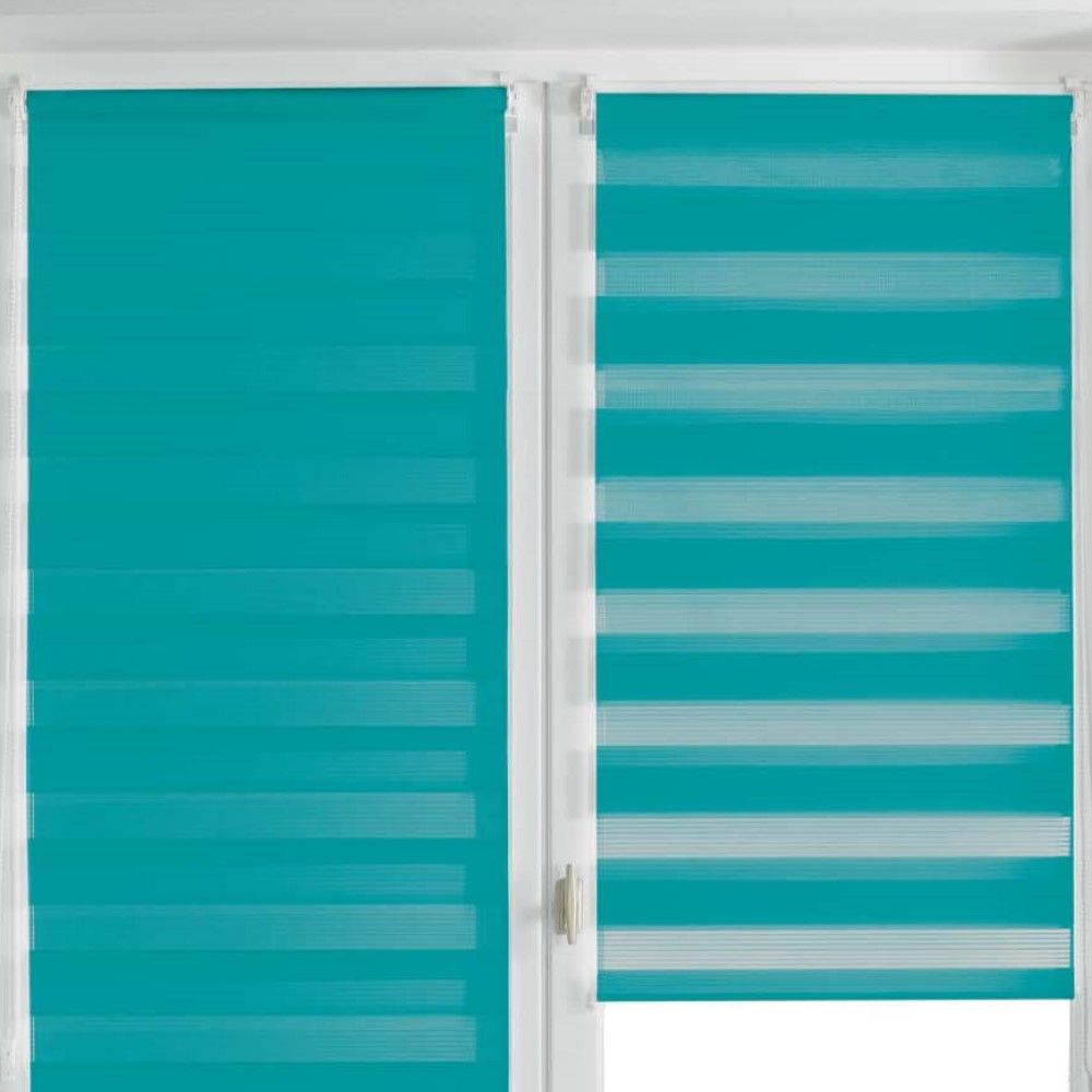 Day-and-Night-Ready-Made-Plain-Roller-Window-Blinds-45-60cm-Widths-8-Colours thumbnail 9