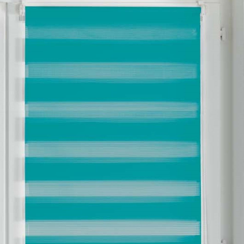 Day-and-Night-Ready-Made-Plain-Roller-Window-Blinds-45-60cm-Widths-8-Colours thumbnail 11