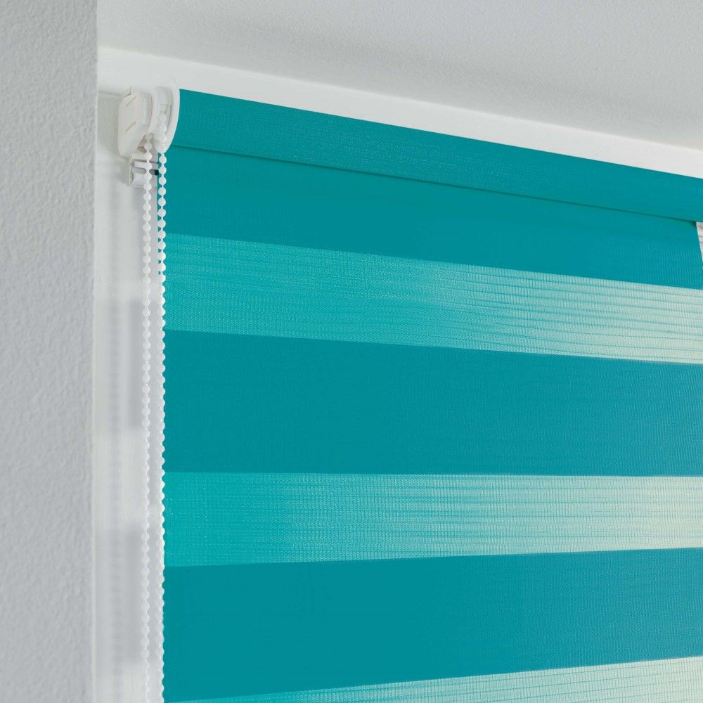 Day-and-Night-Ready-Made-Plain-Roller-Window-Blinds-45-60cm-Widths-8-Colours thumbnail 10