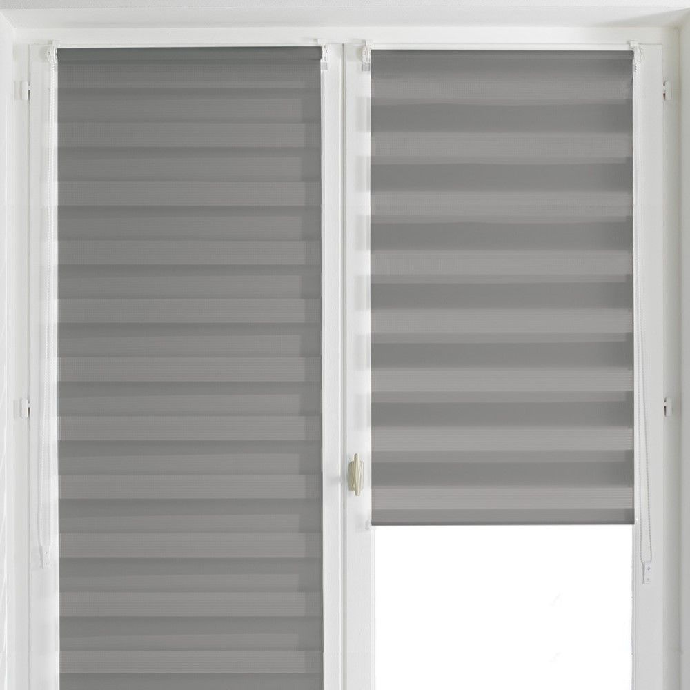 Day-and-Night-Ready-Made-Plain-Roller-Window-Blinds-45-60cm-Widths-8-Colours thumbnail 15