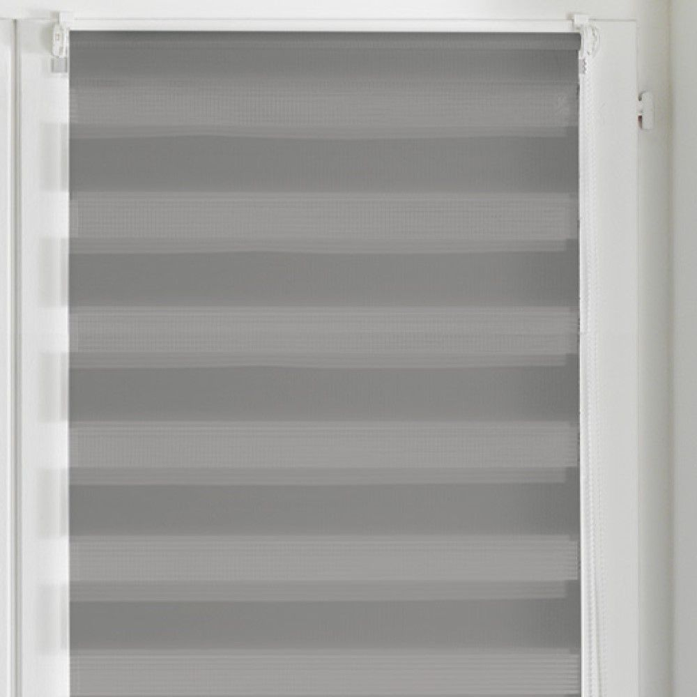 Day-and-Night-Ready-Made-Plain-Roller-Window-Blinds-45-60cm-Widths-8-Colours thumbnail 17