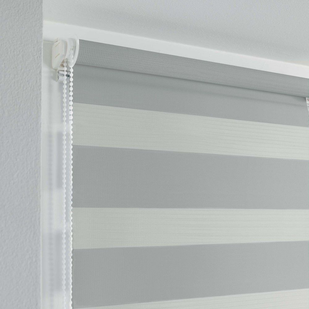 Day-and-Night-Ready-Made-Plain-Roller-Window-Blinds-45-60cm-Widths-8-Colours thumbnail 16