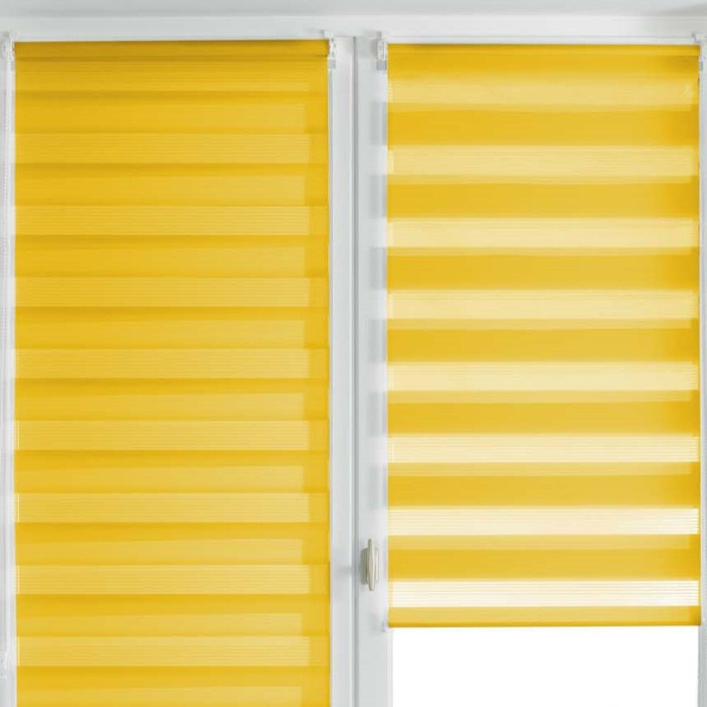Day-and-Night-Ready-Made-Plain-Roller-Window-Blinds-45-60cm-Widths-8-Colours thumbnail 20