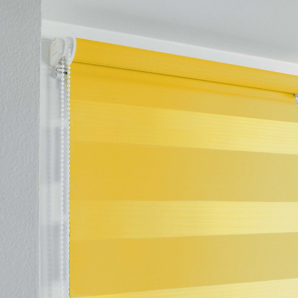 Day-and-Night-Ready-Made-Plain-Roller-Window-Blinds-45-60cm-Widths-8-Colours thumbnail 21