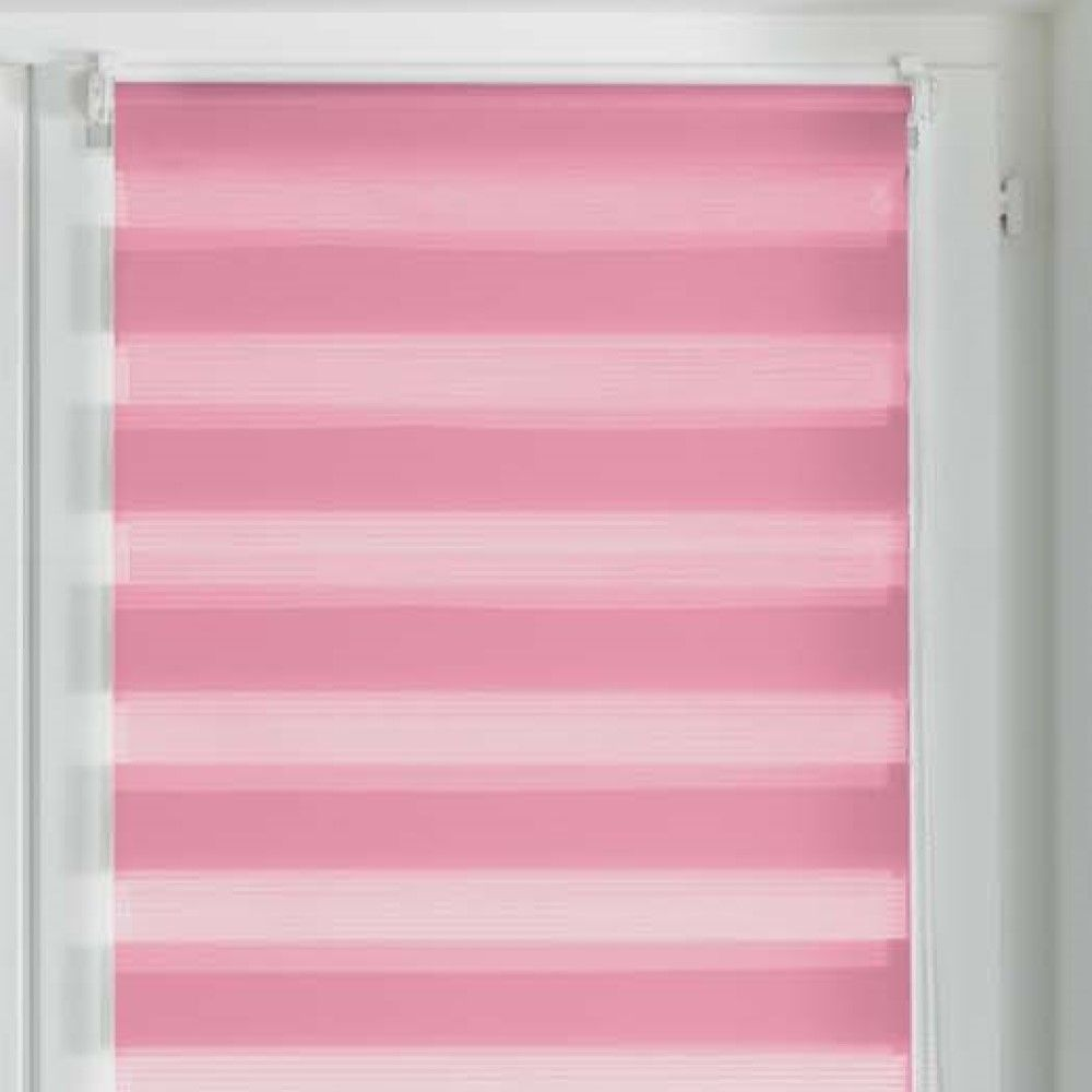 Day And Night Ready Made Plain Roller Window Blinds 45