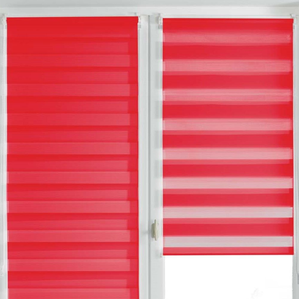 Day-and-Night-Ready-Made-Plain-Roller-Window-Blinds-45-60cm-Widths-8-Colours thumbnail 36