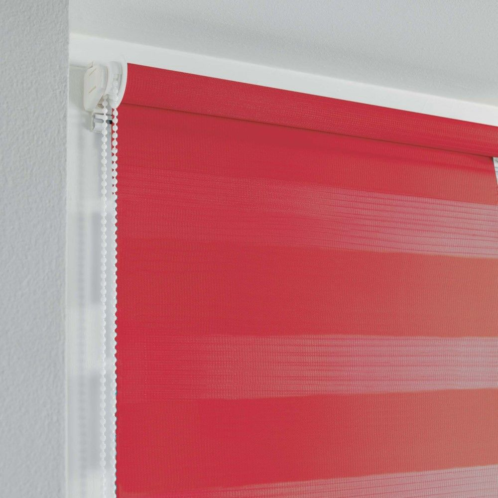 Day-and-Night-Ready-Made-Plain-Roller-Window-Blinds-45-60cm-Widths-8-Colours thumbnail 37