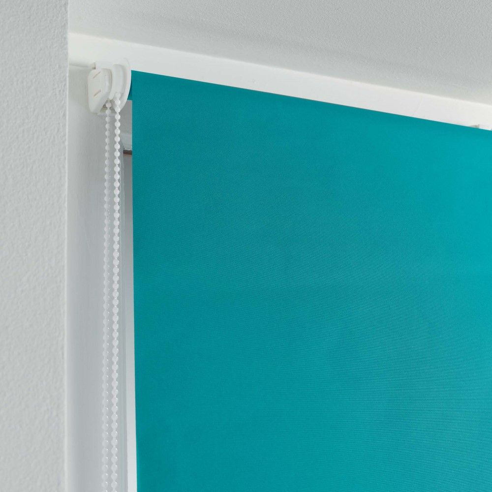 Occult-Ready-Made-Plain-Blackout-Window-Roller-Blinds-45-60cm-Widths-8-Colours thumbnail 6