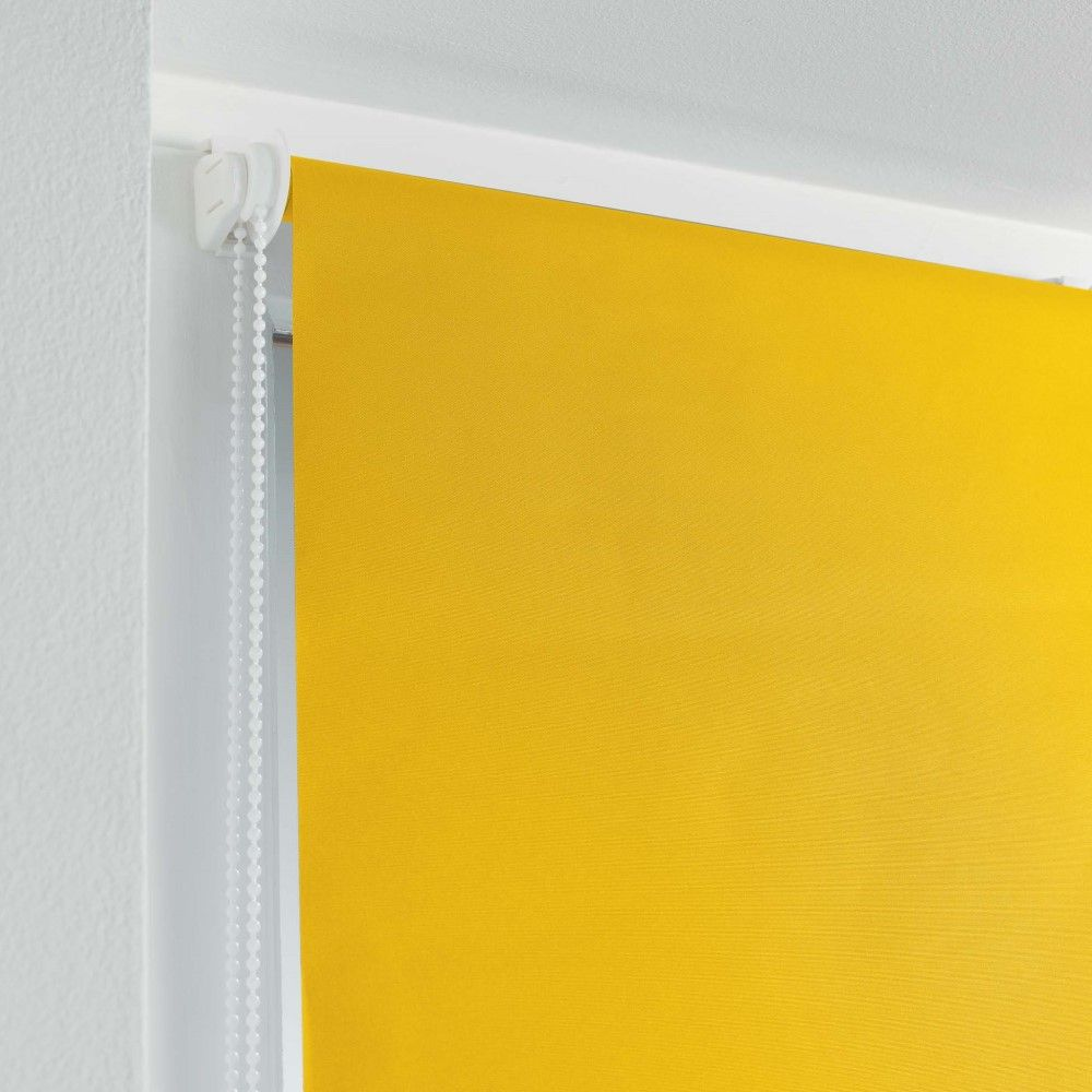 Occult-Ready-Made-Plain-Blackout-Window-Roller-Blinds-45-60cm-Widths-8-Colours thumbnail 13