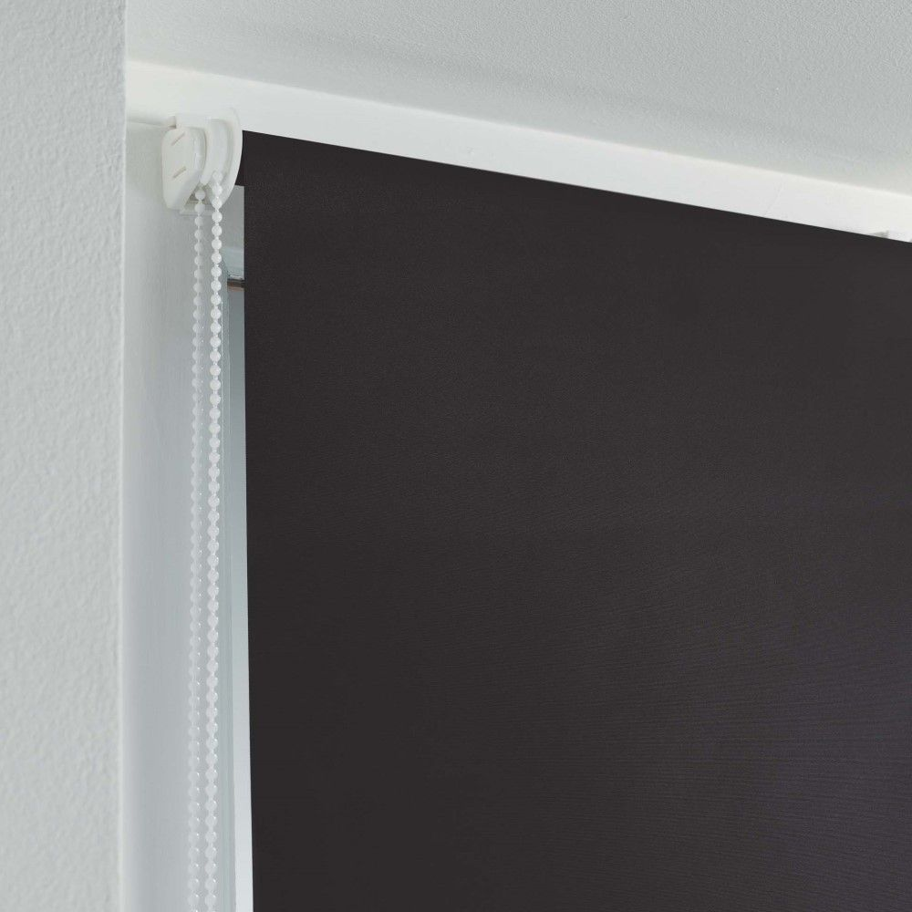 Occult-Ready-Made-Plain-Blackout-Window-Roller-Blinds-45-60cm-Widths-8-Colours thumbnail 16