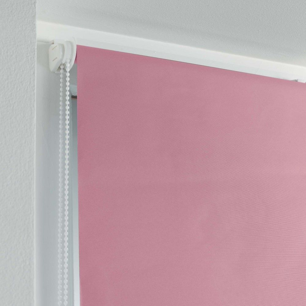 Occult-Ready-Made-Plain-Blackout-Window-Roller-Blinds-45-60cm-Widths-8-Colours thumbnail 19