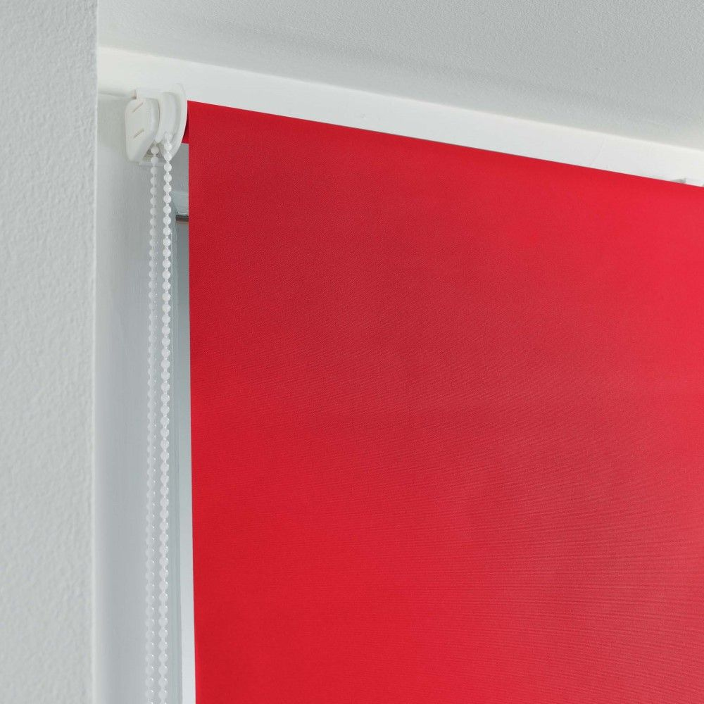 Occult-Ready-Made-Plain-Blackout-Window-Roller-Blinds-45-60cm-Widths-8-Colours thumbnail 23