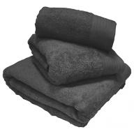 Egyptian Cotton Combed Supersoft Towel Grey