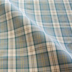 Archer Lewis Tartan Check Made to Measure Curtains