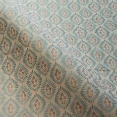Duck Egg Blue Morrison Made to Measure Curtains