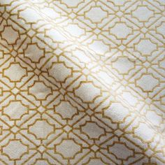 Gold Rocco Made to Measure Curtains