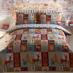 Christmas Lapland Duvet Cover Set