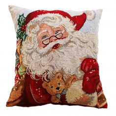 Father Christmas Cushion Cover