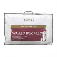 Anti Allergy Walled Box Pillow