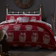 A Wise Old Owl Duvet Cover Set