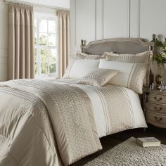Lille Gold Duvet Cover Set