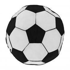 It�s a Football Goal Filled Cushion