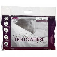 CL Home Essentials 13.5 Tog Quilt Hollofibre Quilt