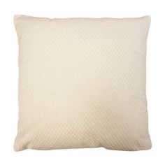 Colorado Waffle Chenille Effect Cushion Cover - Natural