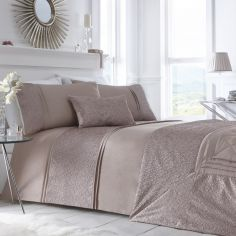 Lavelle Quilted Bedspread - Mink