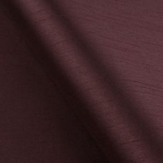 Aubergine Faux Silk Made to Measure Curtains