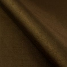 Chocolate Faux Silk Made to Measure Curtains